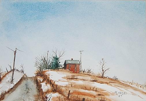 Uphill by Mike Yazel