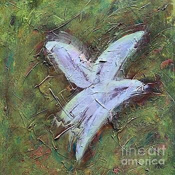 Upon Angels Wings by Rosetta Elsner ARTist