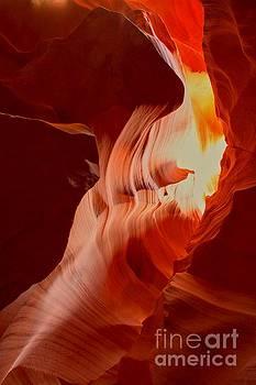 Adam Jewell - Upper Antelope Canyon Textures