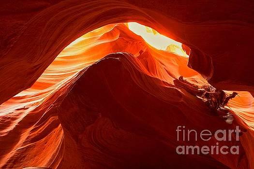 Adam Jewell - Upper Antelope Sunlit Layers