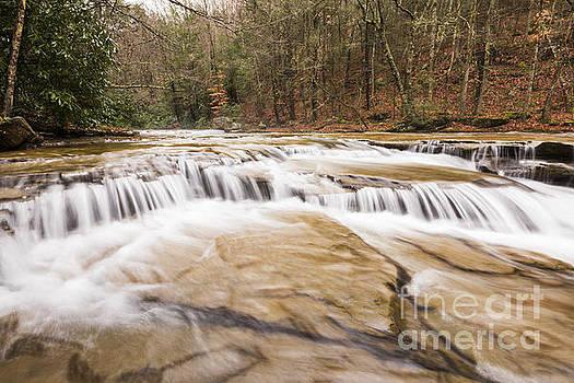 Upper Campbell Falls by Melissa Petrey
