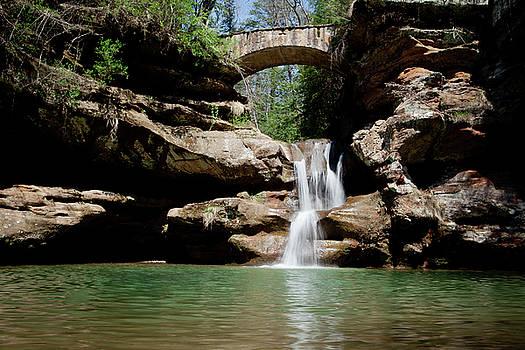 Rich Sirko - Upper Falls at Hocking Hills