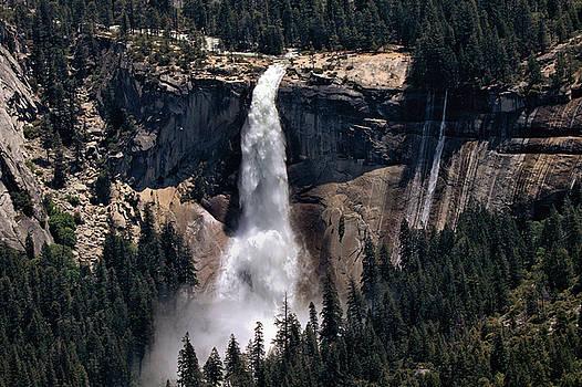 Upper Nevada Falls by Michael Gordon