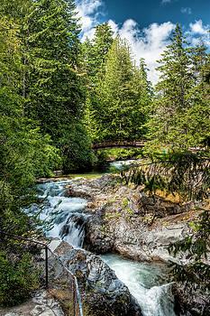 R J Ruppenthal - Upper Qualicum Falls