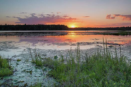 Upper Reserve  by Derek Thornton