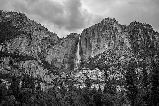 Upper Yosemite Falls by Christopher Perez