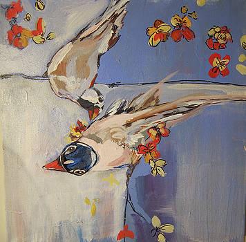 Upside Down by Colette Wirz