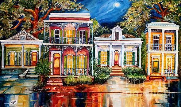 Uptown in the Moonlight by Diane Millsap