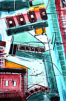 Uptown Living by Tim Ross