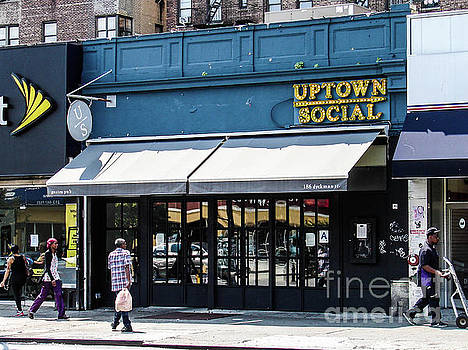 Uptown Social by Cole Thompson