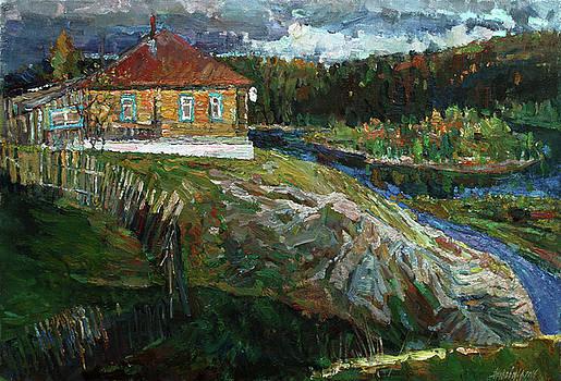Ural tales by Juliya Zhukova
