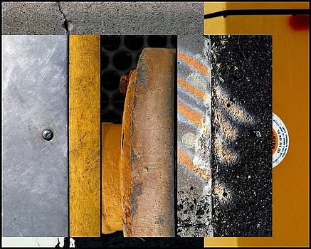 Marlene Burns - Urban Abstract Seeing Double 13