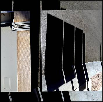 Marlene Burns - Urban Abstracts Seeing Double 64
