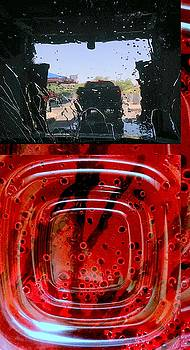 Marlene Burns - Urban Abstracts Seeing Double 73