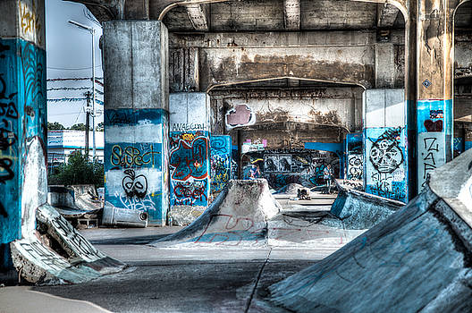 Urban Boarding by Allen Ahner