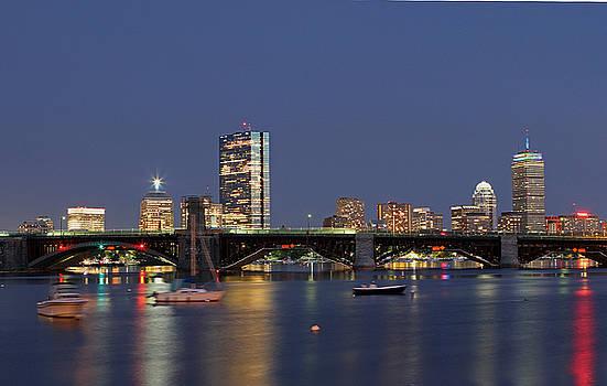 Urban Boston by Juergen Roth