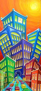 Urban Crawl by Eva Folks