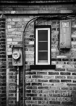 Urban Details by Audrey Wilkie