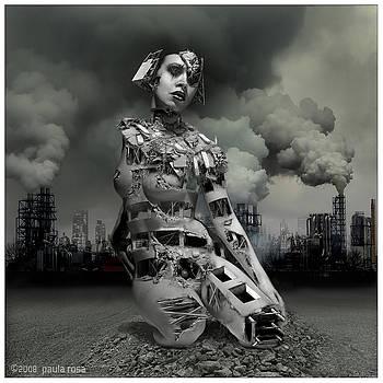 Urban DK by Paula Rosa
