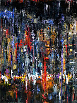 Urban Energy by Debra Hurd