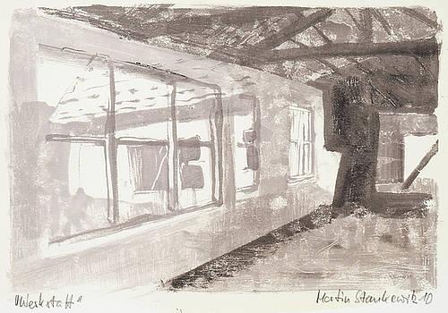 Martin Stankewitz - urban Ex,abandoned workshop