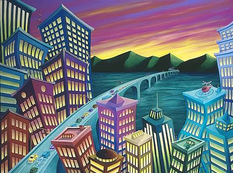 Urban Exodus by Eva Folks