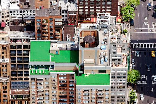 Urban Green by John Majoris