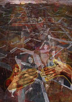 Urban Haze of Illusion by Haruo Obana