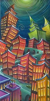 Urban Heights by Eva Folks