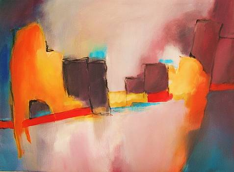 Urban IV by Karin Kipper