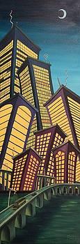 Urban Lights by Eva Folks