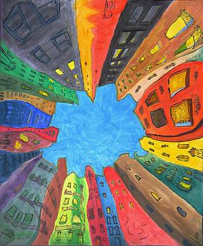 Urban Mandala by Raul Morales