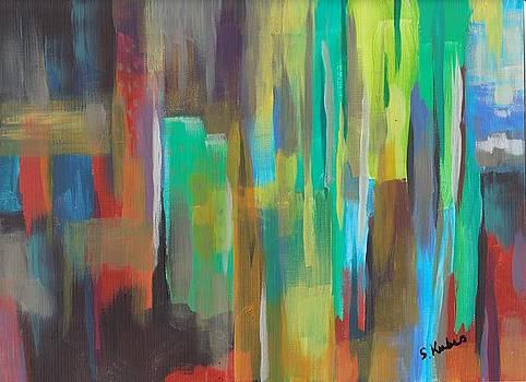 Urban Mist by Susan Kubes