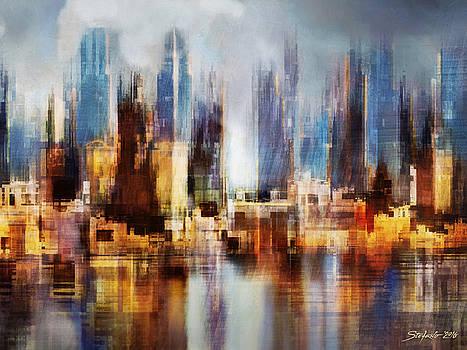 Urban Morning II by Stefano Popovski