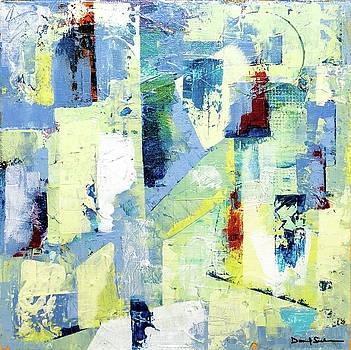 Urban Patterns 1 by Dan Sisken