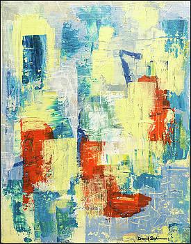 Urban Patterns 2 by Dan Sisken