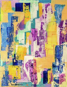 Urban Patterns 4 by Dan Sisken