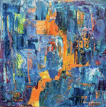 Urban Patterns 5 by Dan Sisken