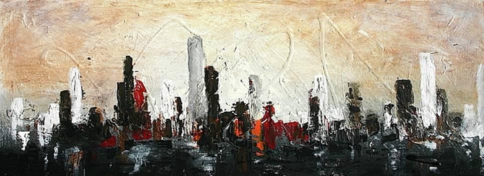 Urban Poetry by Germaine Fine Art