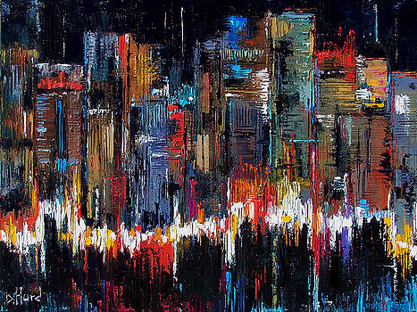Urban Pulse by Debra Hurd