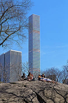 Urban Retreat by Alan Raasch