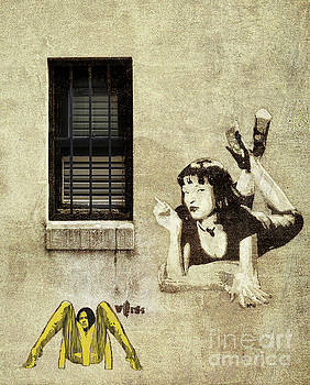 Urban Street Art by Paul Woodford