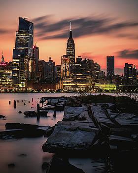 Urban Sunrise by Anthony Fields