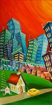 Urban Ties 1 by Eva Folks