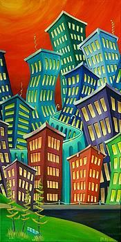Urban Ties 2 by Eva Folks