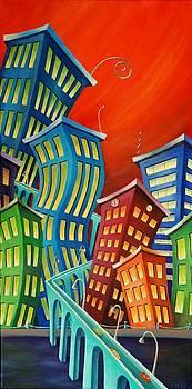 Urban Ties 3 by Eva Folks