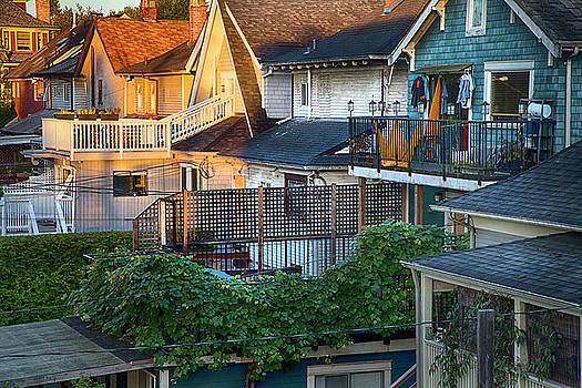 Urban Vancouver by Theresa Tahara