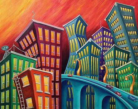 Urban Vibes by Eva Folks