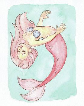 Urgent Mermaid - MerMay 2018 by Armando Elizondo
