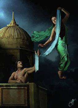 Urvashi Pururawa by Shreeharsha Kulkarni